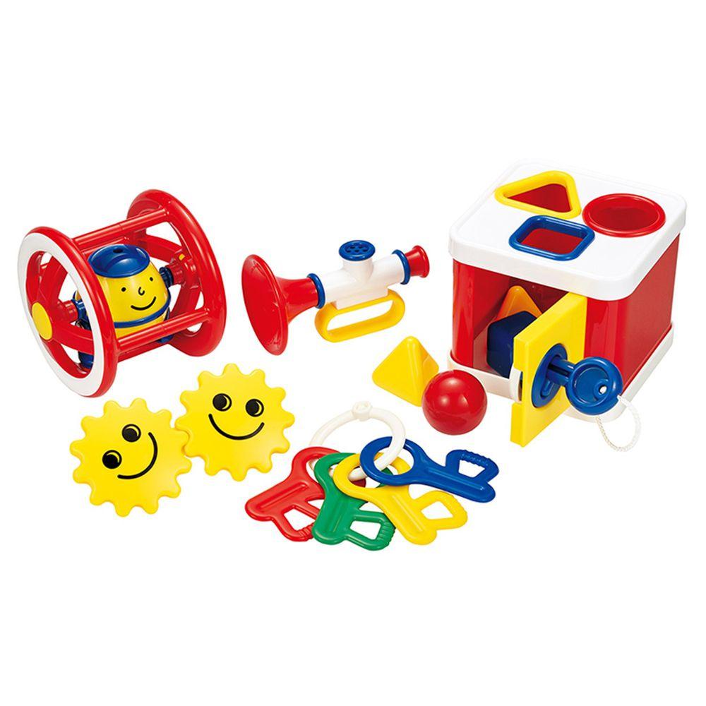 akachan honpo - Ambi Toys 嬰兒禮盒