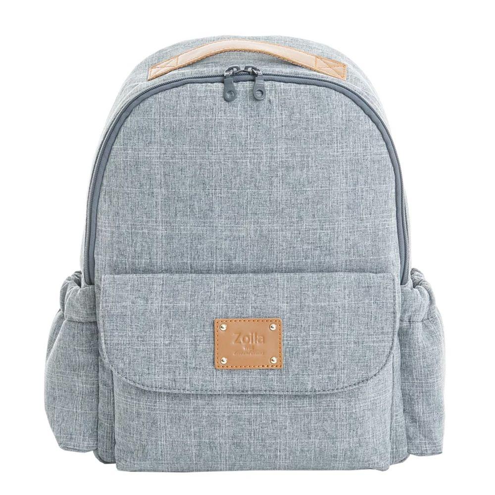 Zoila - EZ bag 後背包-紳仕丹寧-輕量美型媽媽包