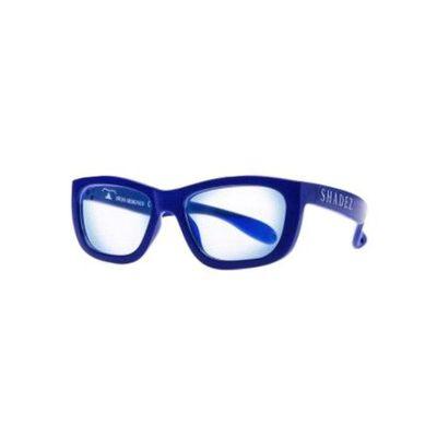 兒童抗藍光眼鏡-深邃藍