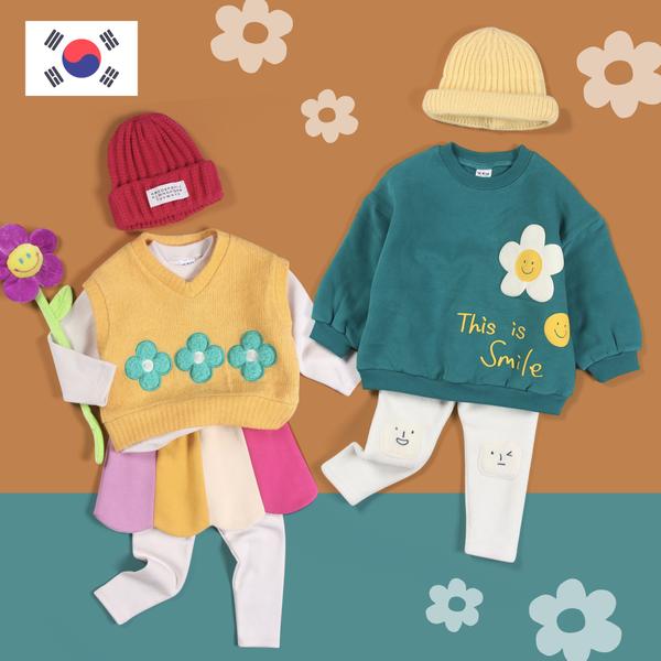 10/6新品上架|正韓 First Blue ♡ 男女寶休閒裝