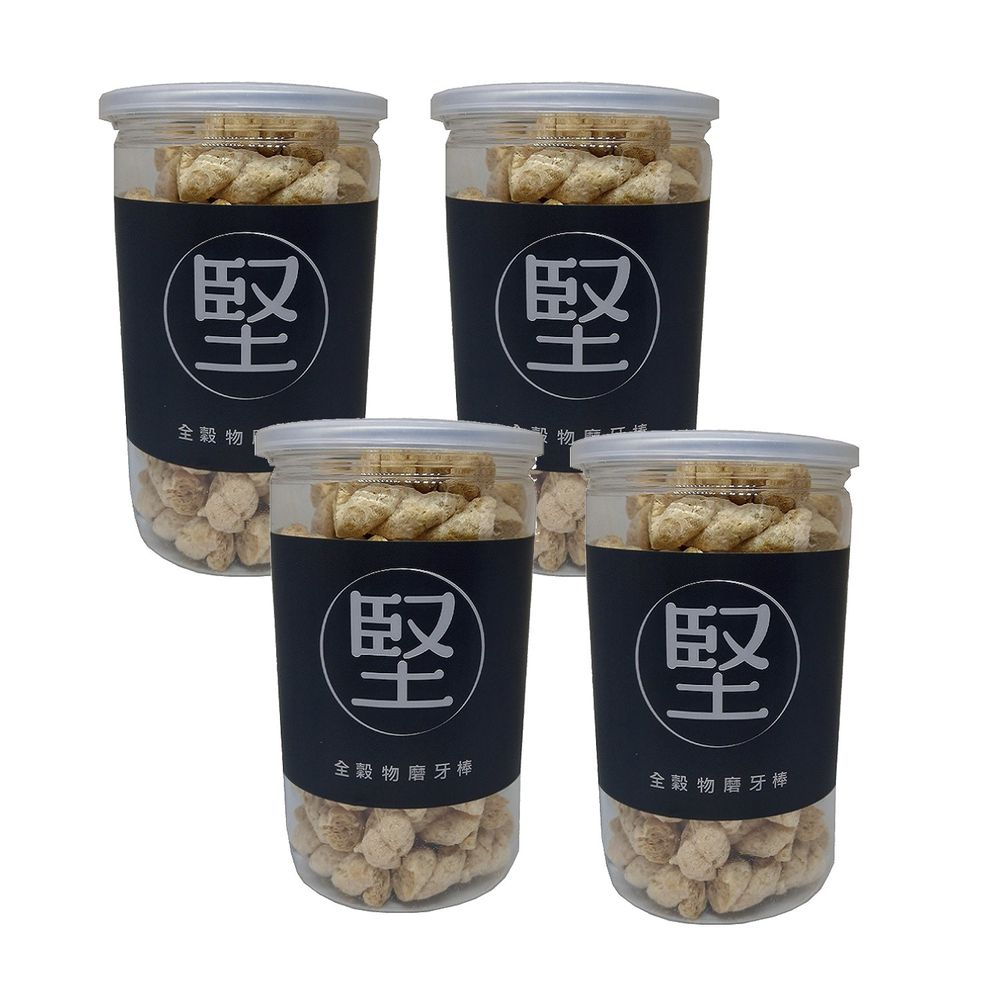 Let's Saga - 寶寶米餅買四件組-全穀物磨牙棒-45g/罐*4
