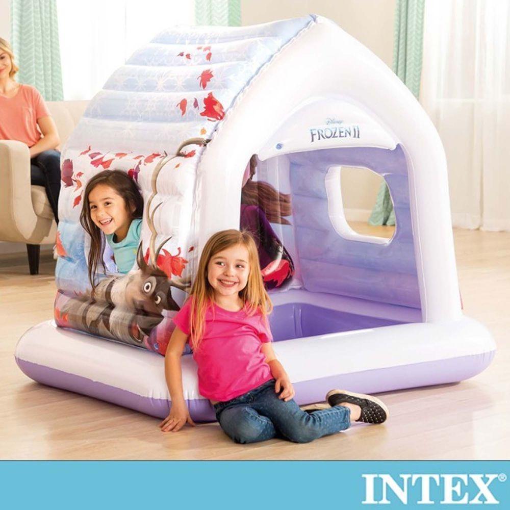 INTEX - FROZEN冰雪奇緣-ELSA遊戲屋