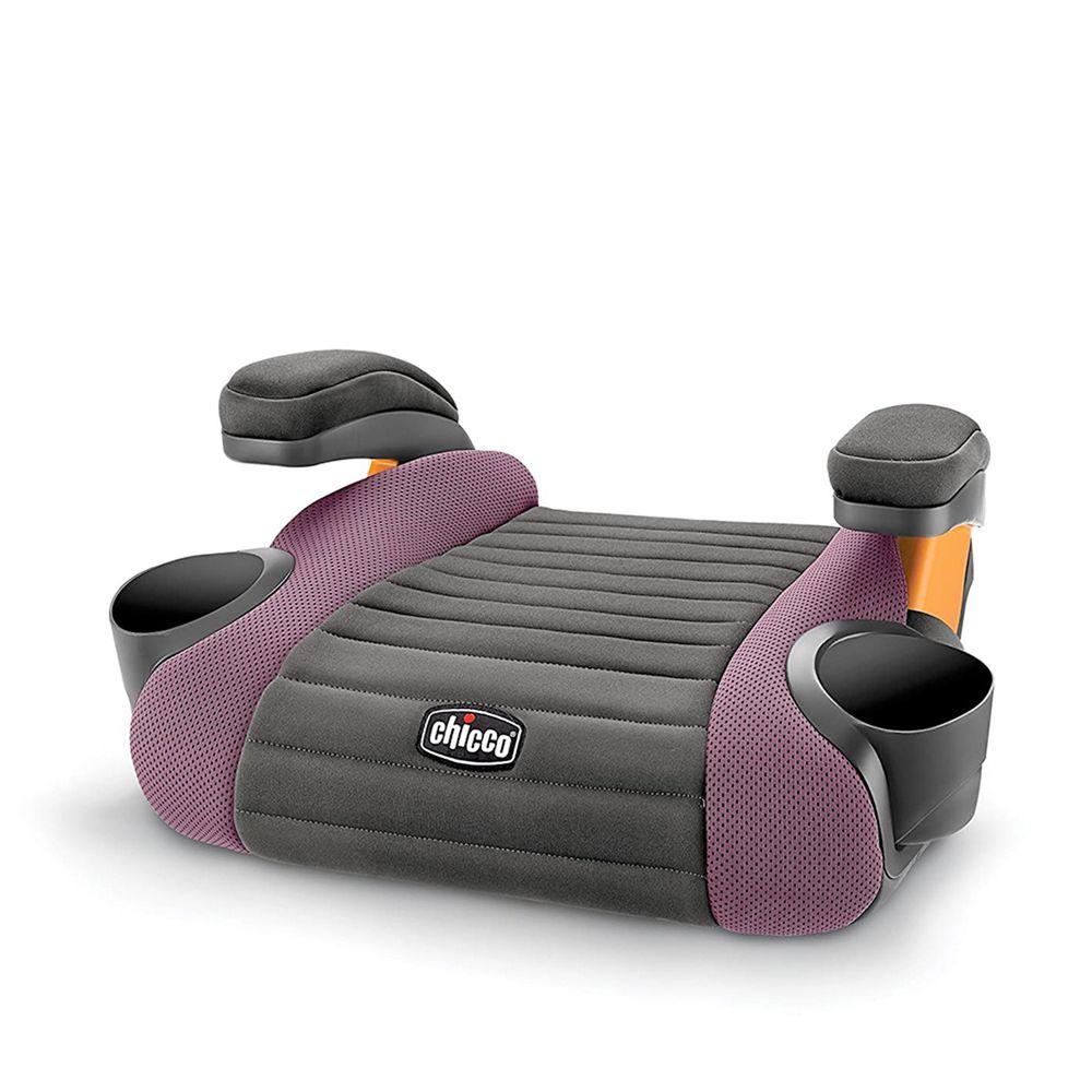 義大利 chicco - GoFit汽車輔助增高座墊-葡萄紫