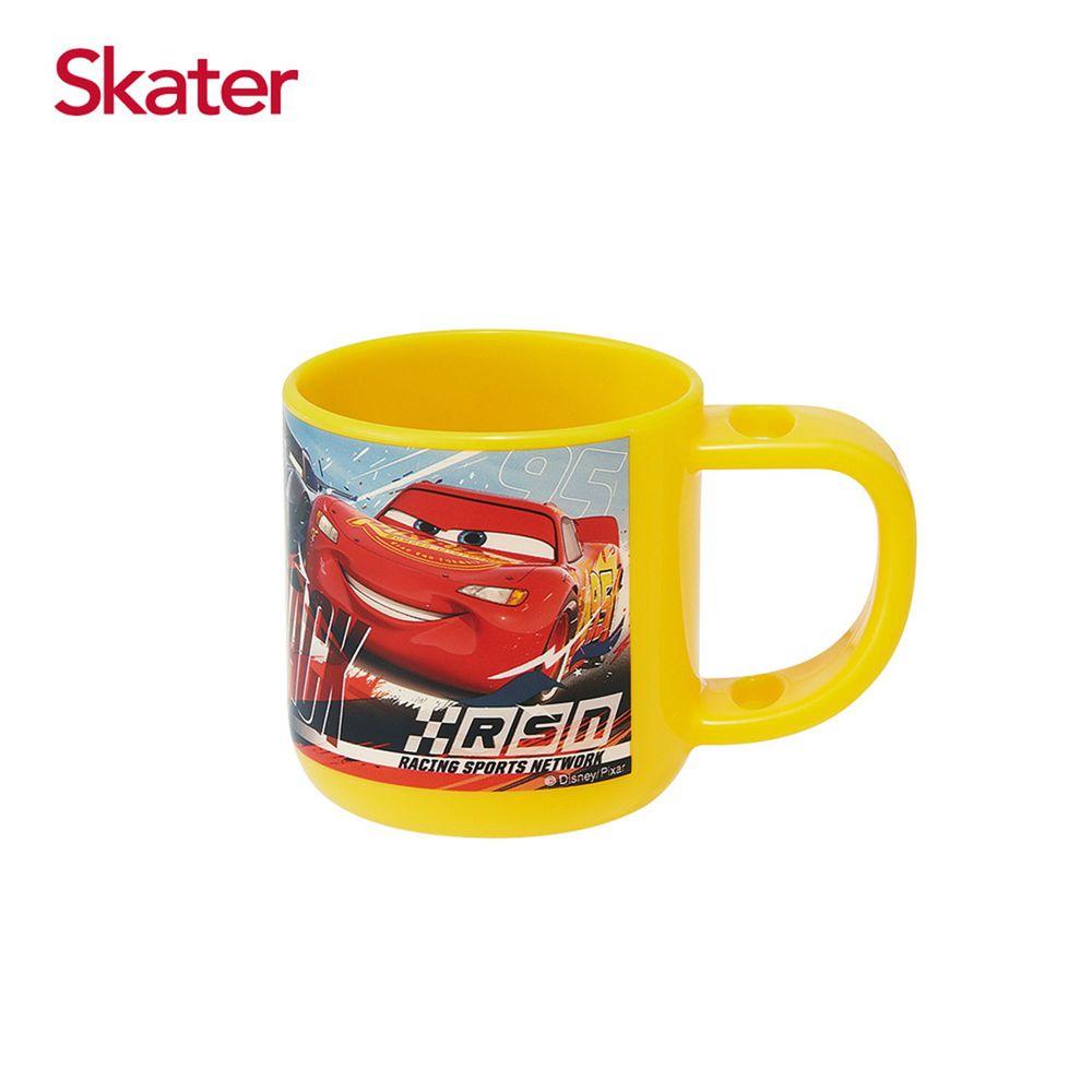 日本 SKATER - 牙刷杯-閃電麥昆