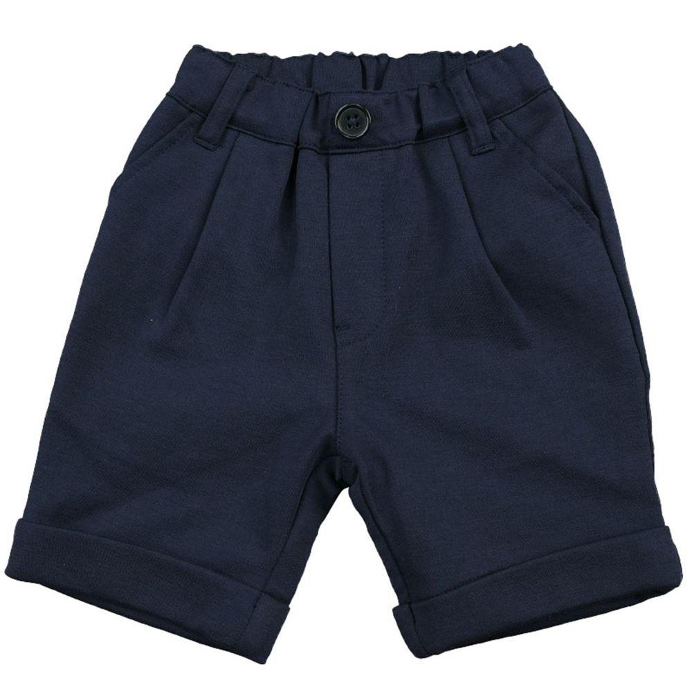 akachan honpo - 短褲-深藍色