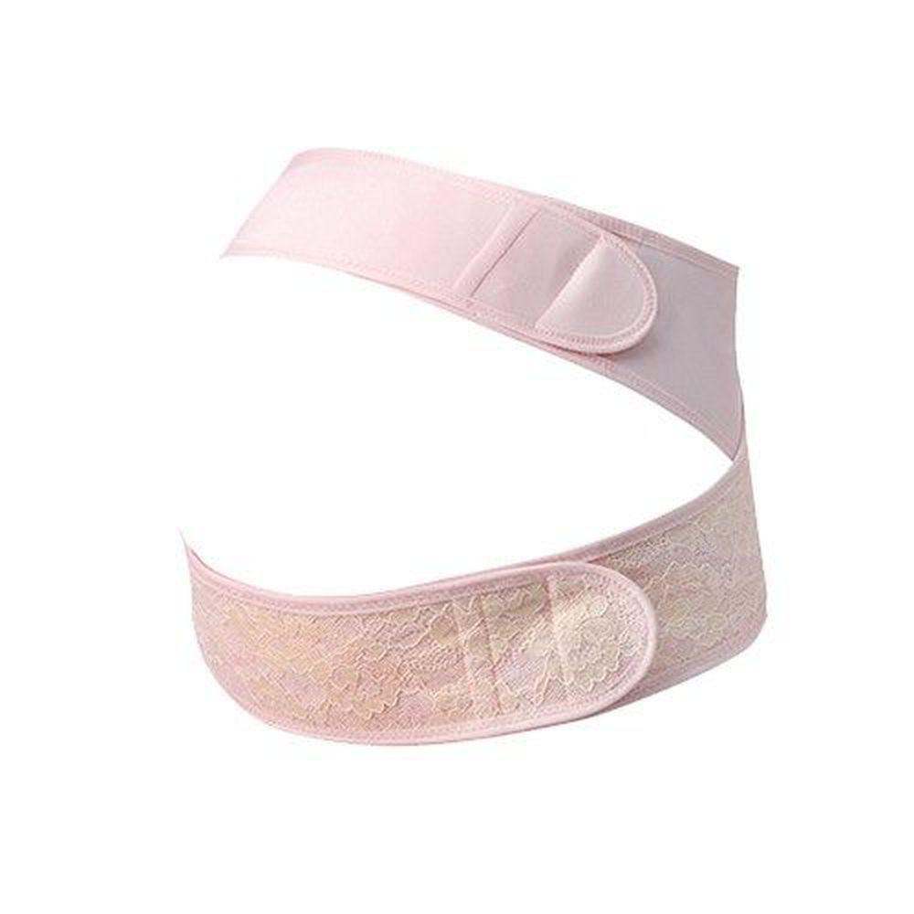 日本 Combi - 產前托腹帶-粉色