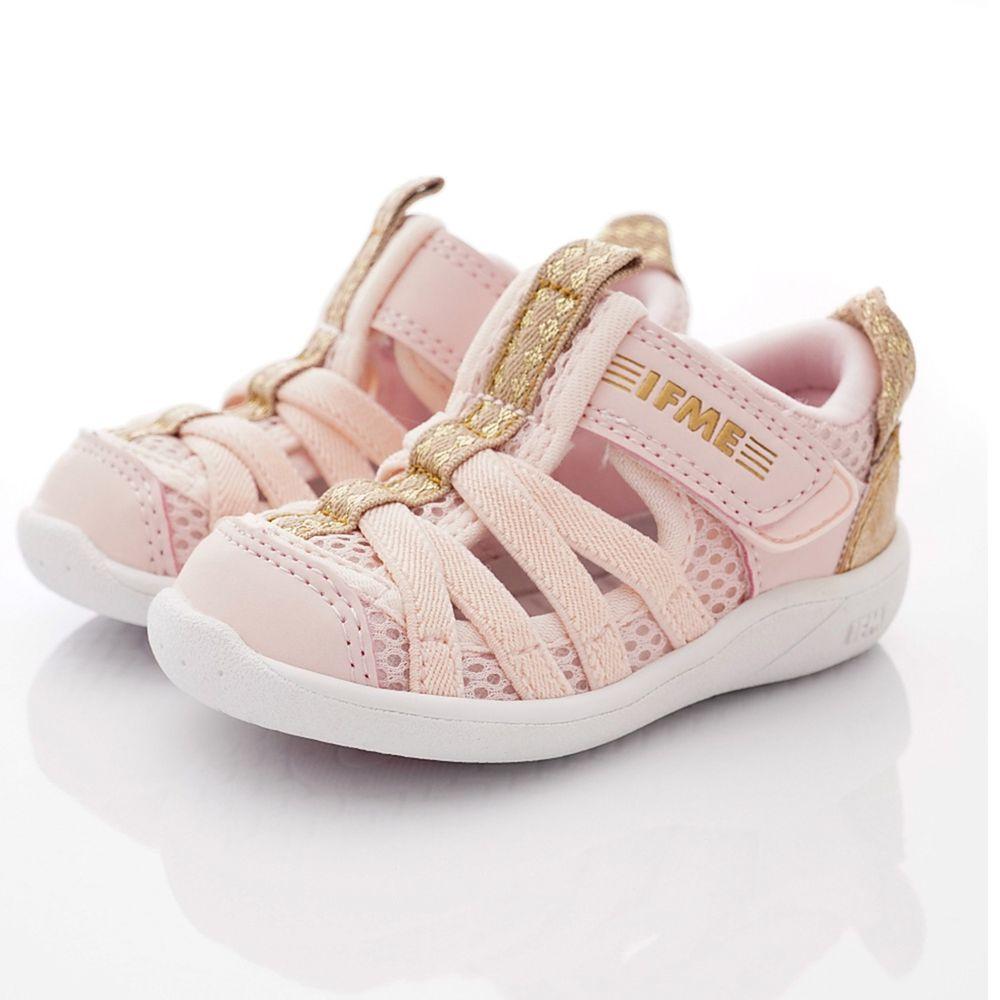 IFME - 護趾水涼機能童鞋-寶寶段-粉