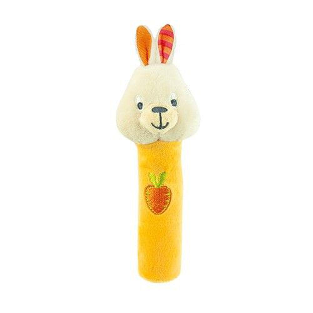 winfun - 動物搖鈴啾啾棒-小白兔