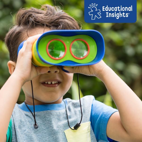 孩子的隨身自然老師【美國 Educational Insights】探險玩具