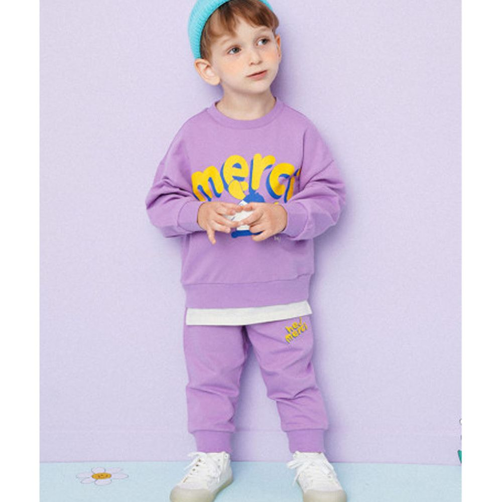 韓國 HEJMINI - MERCI套裝-紫