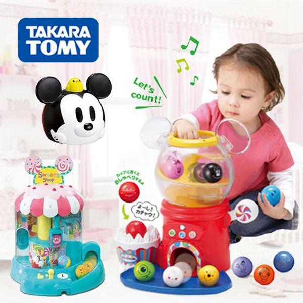 【日本TAKARA TOMY】米奇系列玩具