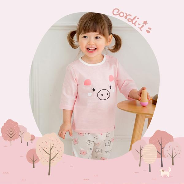 2月新品 ✧ 韓國 Cordi-i 七分袖、長袖家居服