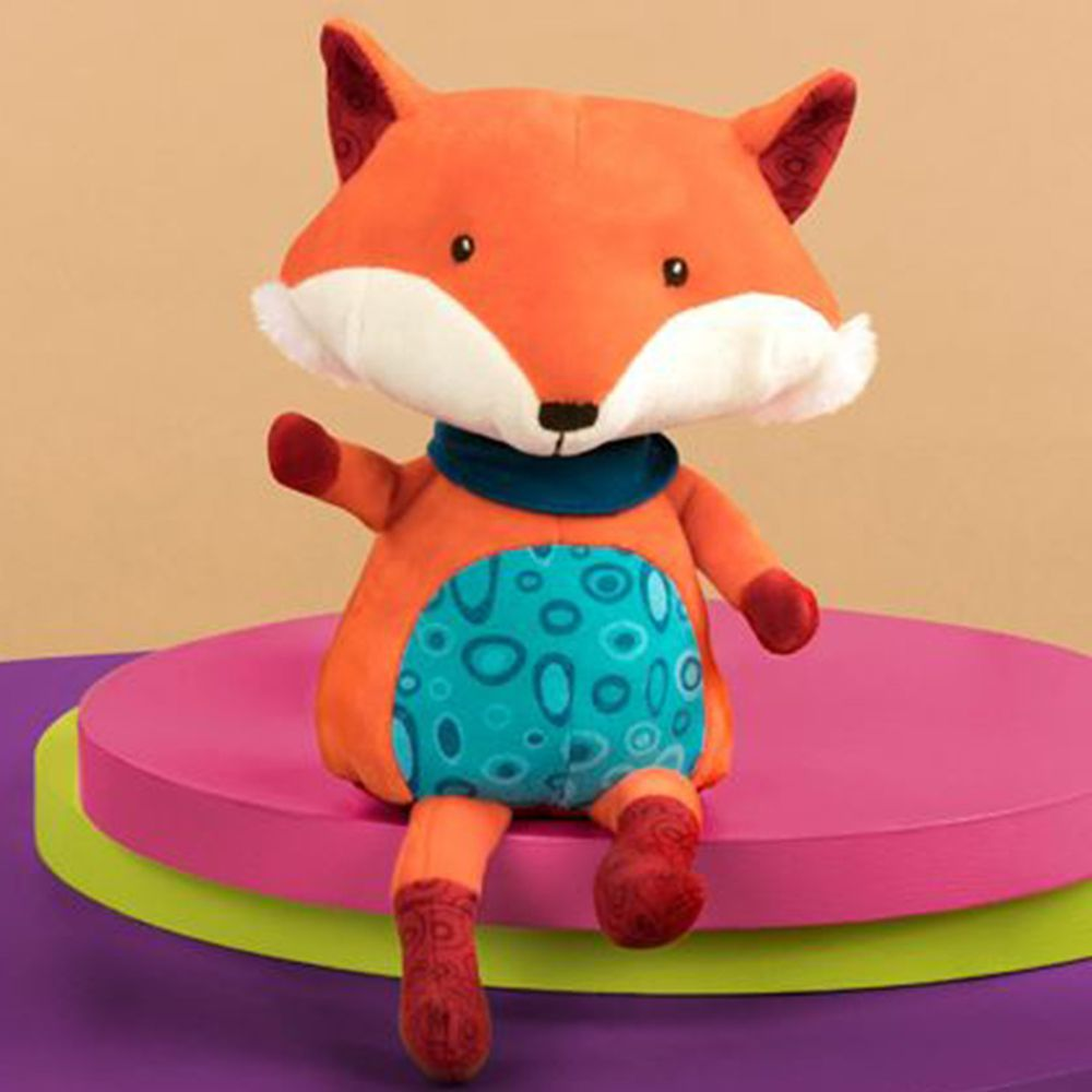 B.TOYS - 狐狸說什麼(迴聲娃娃)