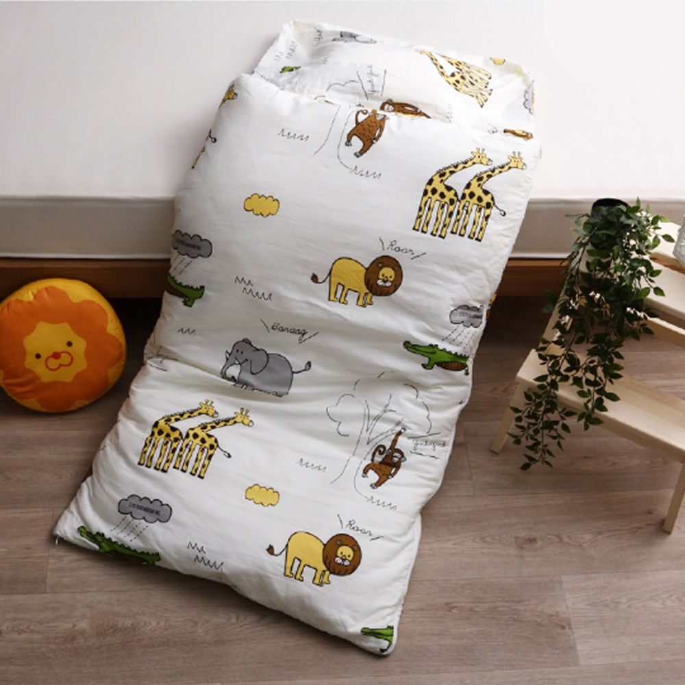 日本濱川佐櫻 - MIT純棉冬夏兩用兒童睡袋-頑皮世界