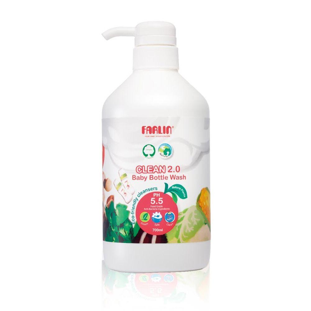 FARLIN - 植物性蔬果玩具奶瓶清潔劑/罐裝-700ml