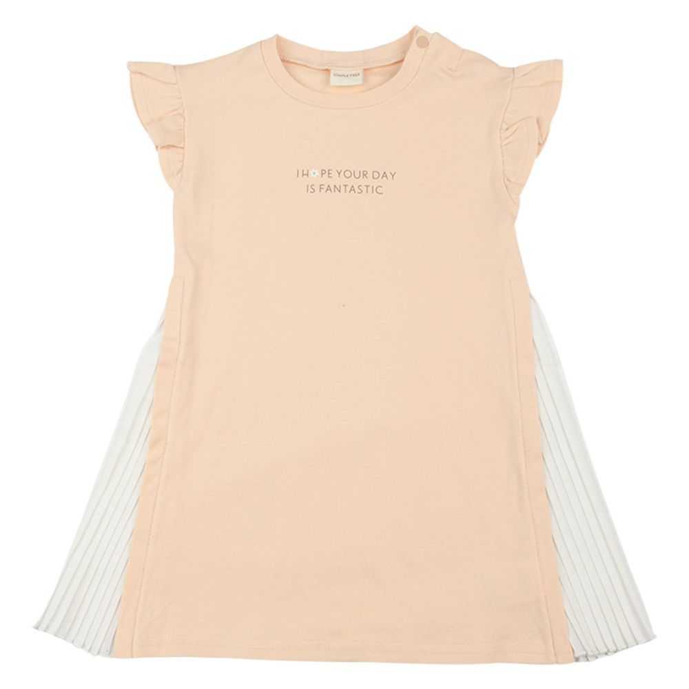 akachan honpo - 洋裝-粉紅色