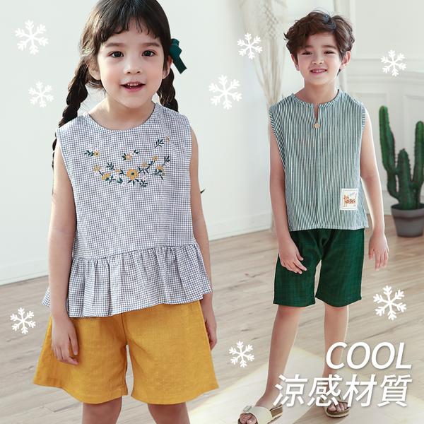 韓國天然纖維♥ 涼感童裝♥ 冰涼舒適,降溫有感!上下成套只要$360起