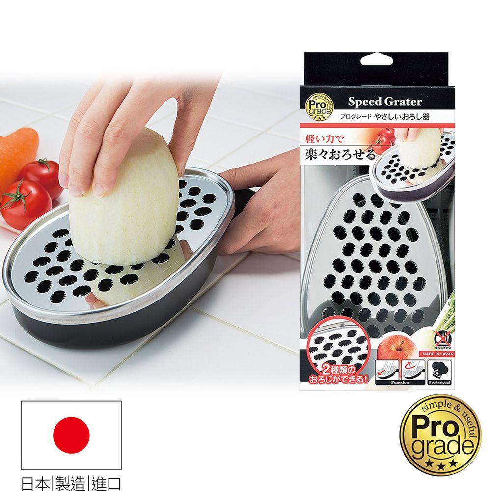 日本下村工業 Shimomura - 專業級輕巧食物磨泥器PGS-11