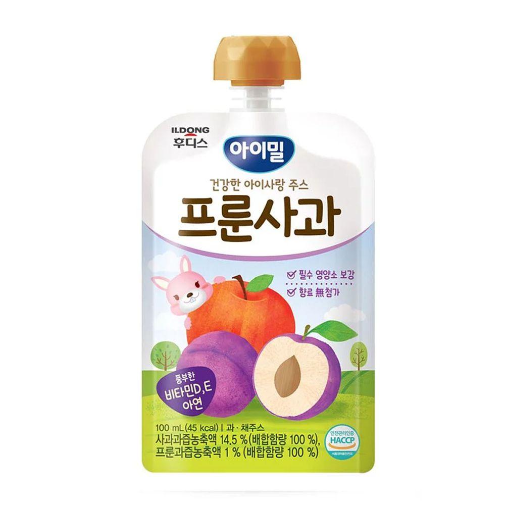 韓國Ildong Foodis日東 - 蘋果黑棗汁-效期 2022.02.17