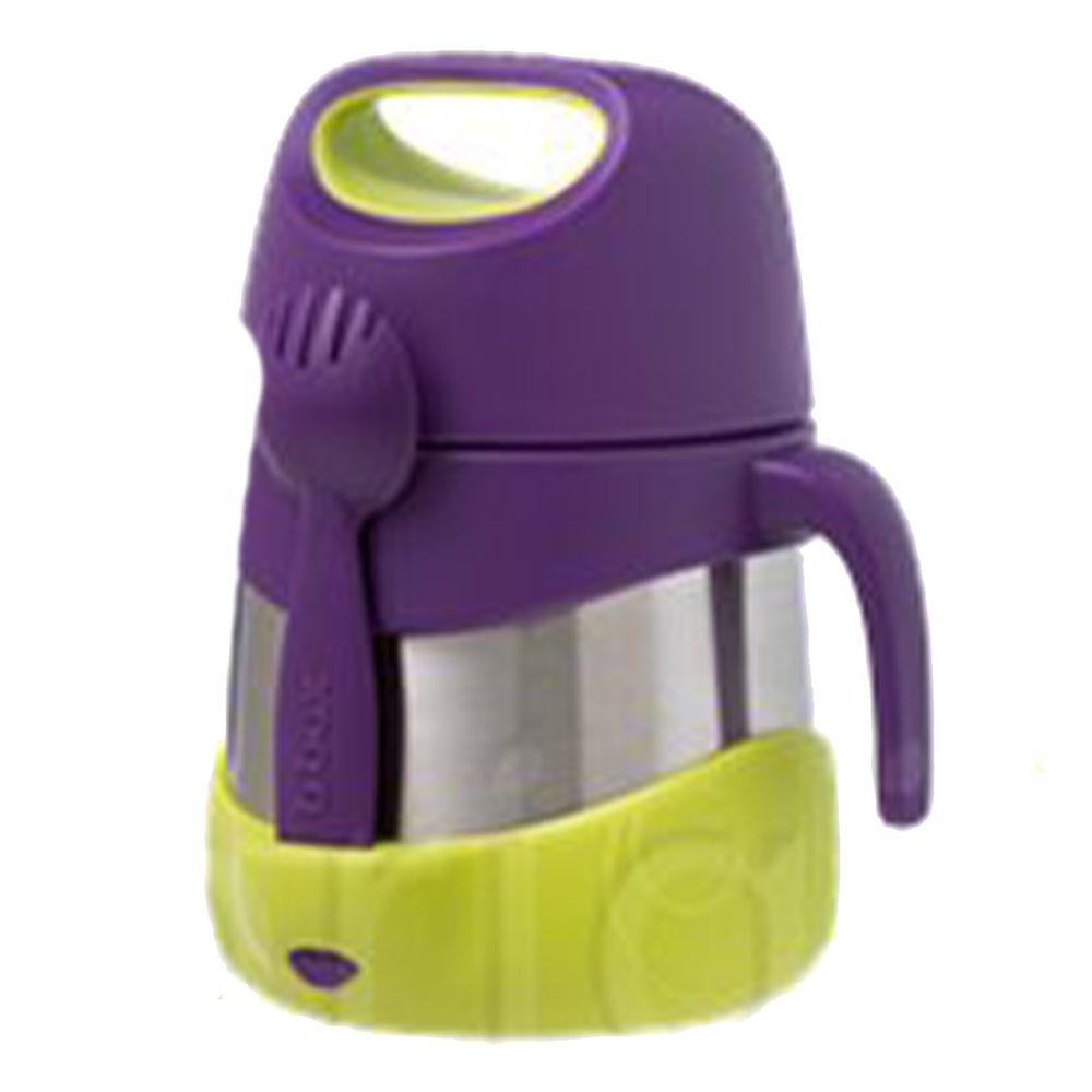 澳洲 b.box - 不鏽鋼燜燒罐-葡萄紫-335ml