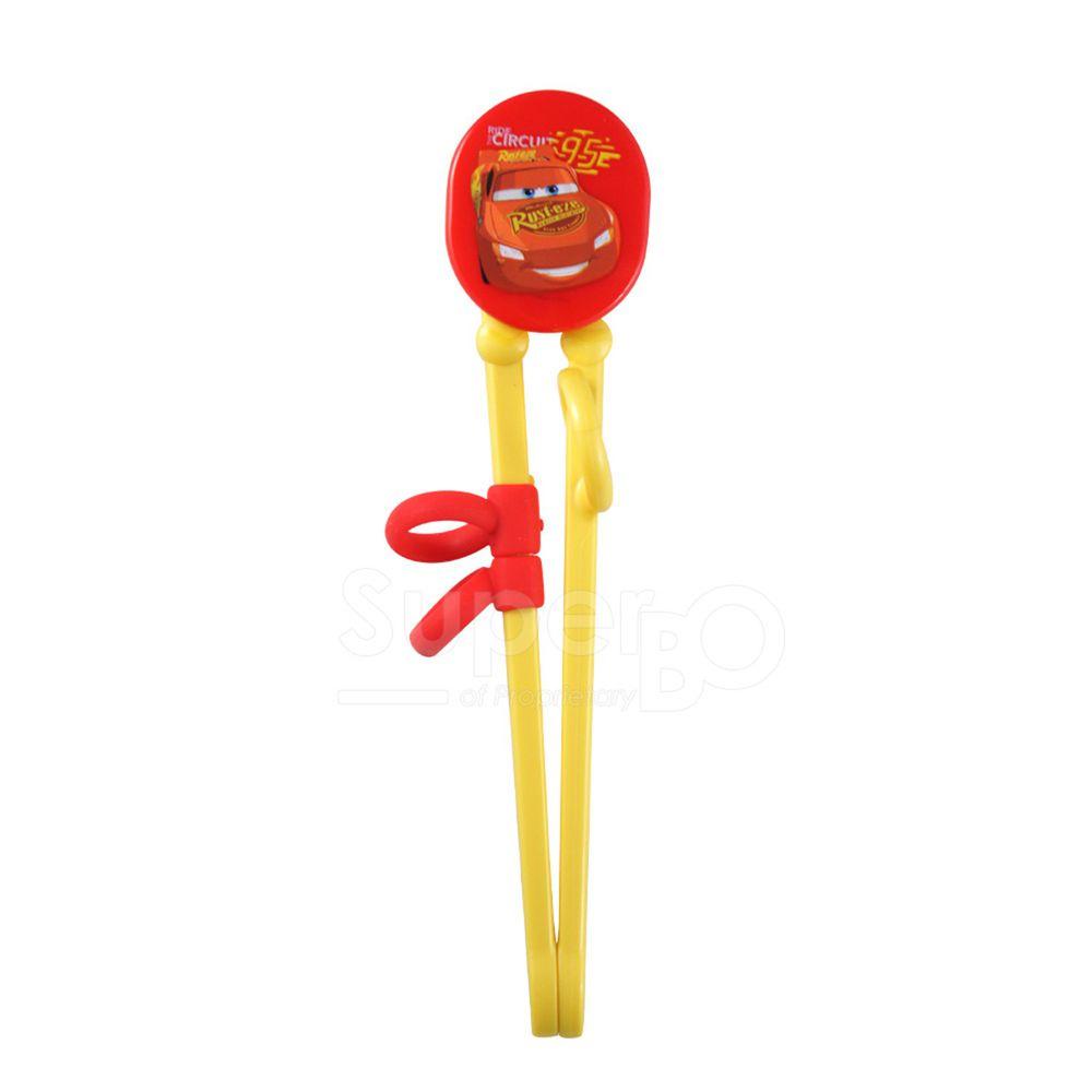 Disney - 玉米學習筷-閃電麥昆