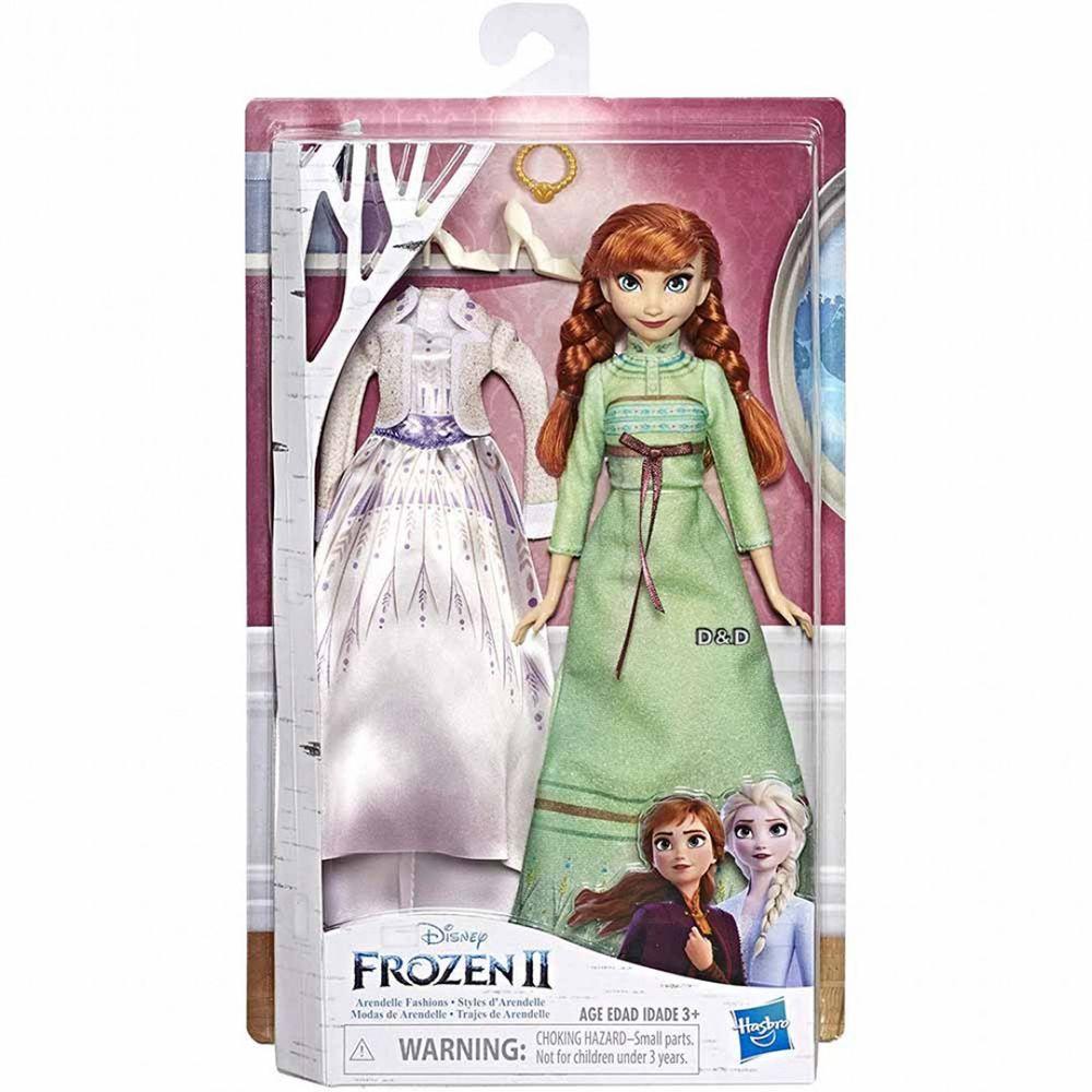 Disney 迪士尼 - 《 Disney 迪士尼 公主 》冰雪奇緣2美美換裝公主組-安娜