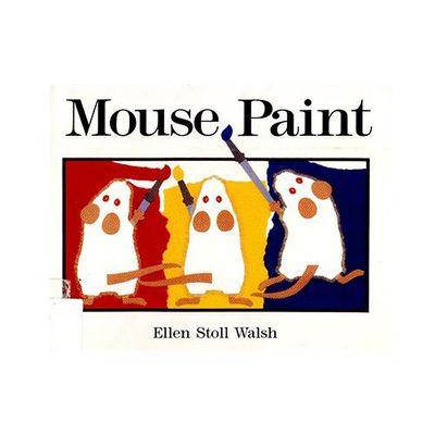 有聲書-MOUSE PAINT/書+CD