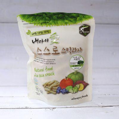 韓國米棒-菠菜-45g-保存期限5個月-至2018/12/29有效